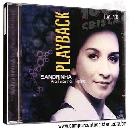 CD-Sandrinha-Pra-Ficar-na-Historia---PlayBack-