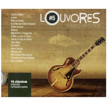 cd-louvores-inesqueciveis-volume-5