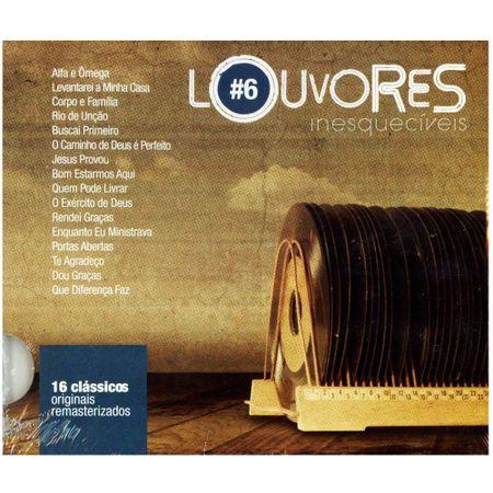cd-louvores-inesqueciveis-volume-6