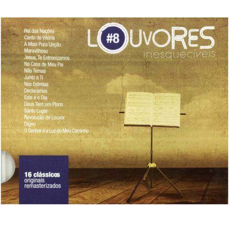 cd-louvores-inesqueciveis-volume-8