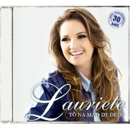 CD-Lauriete-To-na-Mao-de-Deus