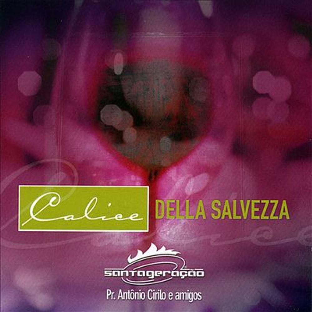 DELLA BAIXAR SALVEZZA CALICE CD