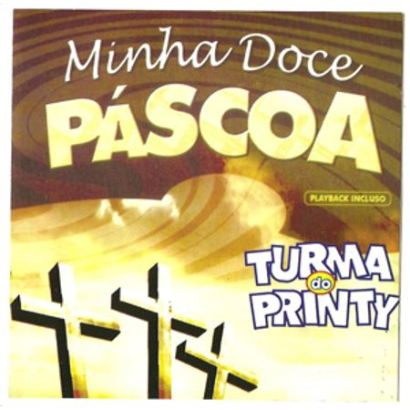 CD-Turma-do-Printy-Minha-Doce-Pascoa--Bonus-Playback-