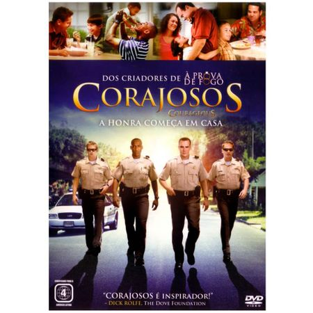DVD-Corajosos