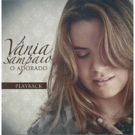 CD-Vania-Sampaio-O-Adorado--Playback-