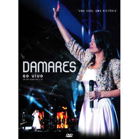 DVD-Damares-Uma-vida-uma-historia