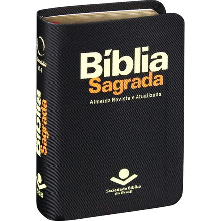 Biblia-Sagrada-Edicao-de-Bolso-Preta