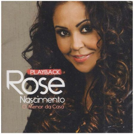 Playback-Rose-Nascimento-O-menor-da-casa