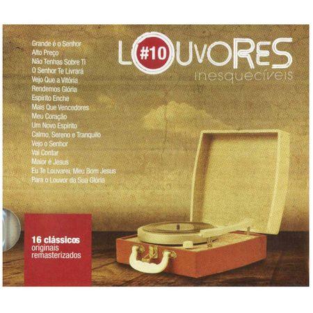cd-louvores-inesqueciveis-volume-10
