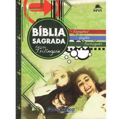 Biblia-Edicao-Trilingue