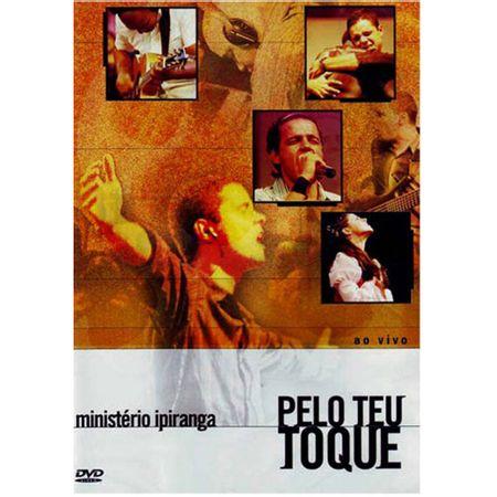 DVD-Ministerio-Ipiranga-Pelo-teu-toque
