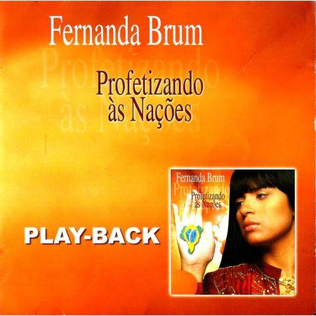 cd fernanda brum 2012 playback