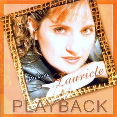 cd de lauriete palavras playback