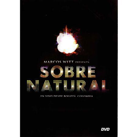 DVD-Marcos-Witt-Sobrenatural
