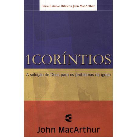 serie-estudos-biblicos-jhon-macarthur-1-corintios