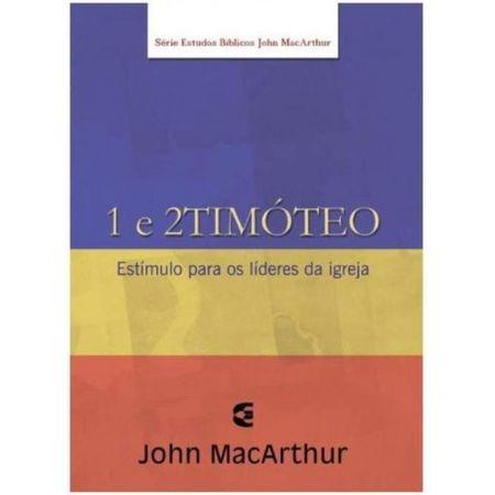 serie-estudos-biblicos-jhon-macarthur-1-e-2-timoteo