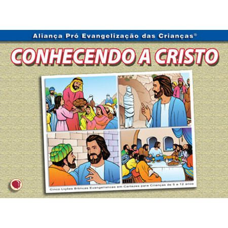 Conhecendo-a-Cristo