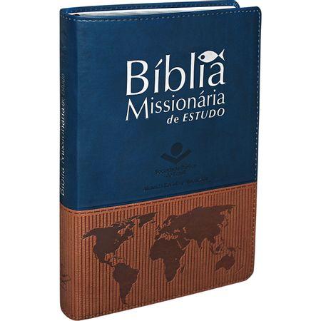 Biblia-Missionaria-de-Estudo-Azul-e-Marrom