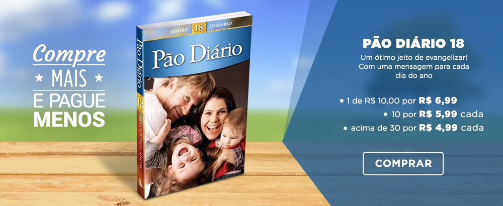 Banner Pão Diário