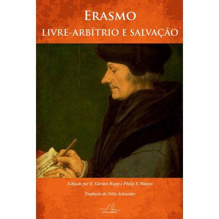 Erasmo-Livre-Arbitrio-e-Salvacao