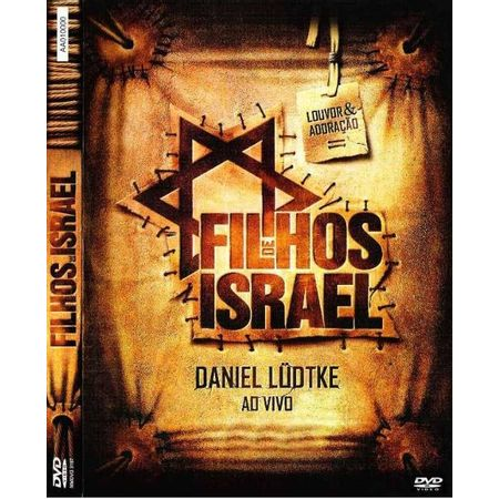 cd-e-dvd-daniel-ludtke-filhos-de-israel