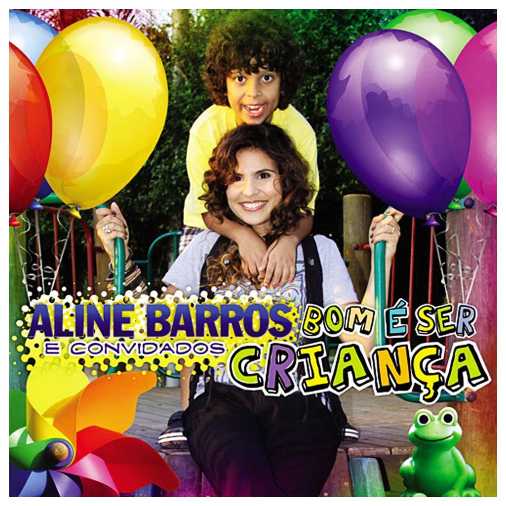 Aline Barros Aline Barros & Cia 2 cd aline barros bom é ser criança vol.1  livraria 100