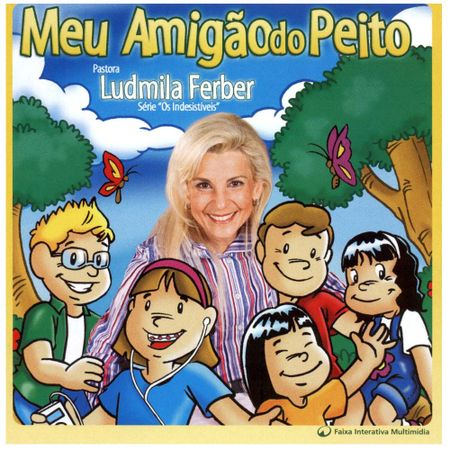 CD-Ludmila-Ferber-Meu-amigao-do-peito
