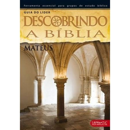 descobrindo-a-biblia-mateus-livro-do-lider