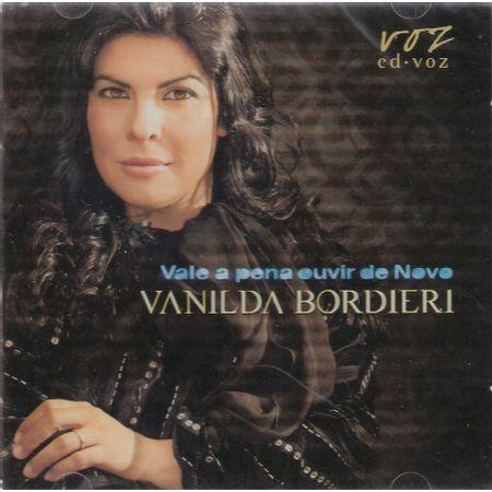 cd vanilda bordieri - especialmente pra deus 2007