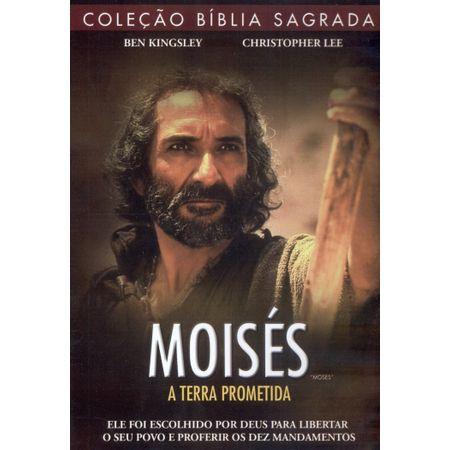 dvd-moises