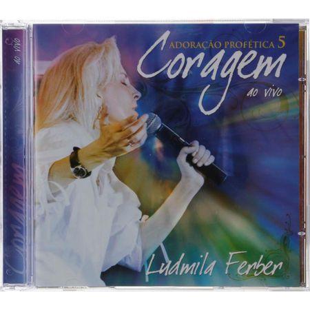 cd-coragem-ludmila-ferber