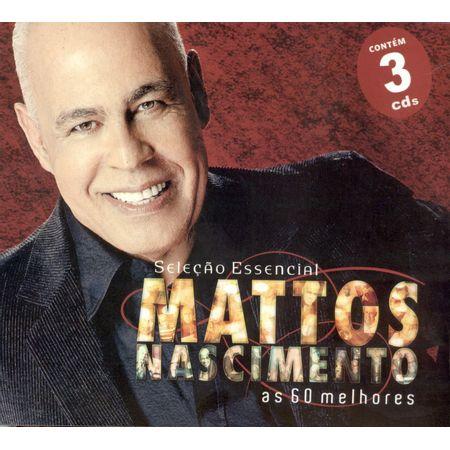 cd-mattos-nascimento-as-60-melhores