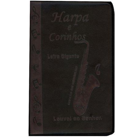 Harpa-Letra-Gigante-Preta