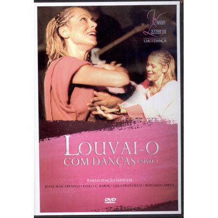 dvd-louvai-o-com-dancas-vivia-lazzerini