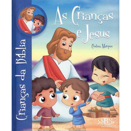 as-criancas-e-jesus