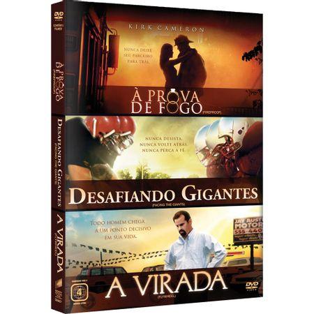 DVD-Box-Prova-de-fogo-Desafiando-Gigantes-A-virada