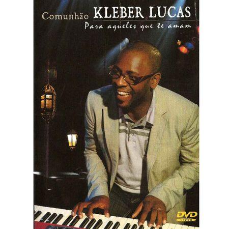 DVD-Kleber-Lucas-Comunhao