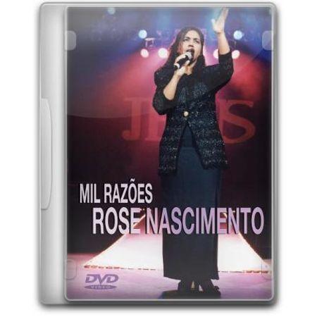 DVD-Rose-Nascimento-Mil-razoes
