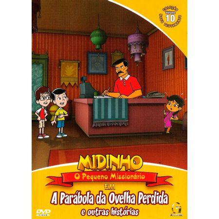 DVD-Midinho-NT-Vol.10