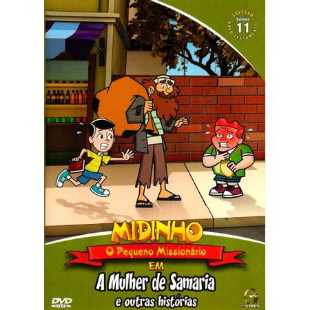 DVD-Midinho-NT-Vol.11