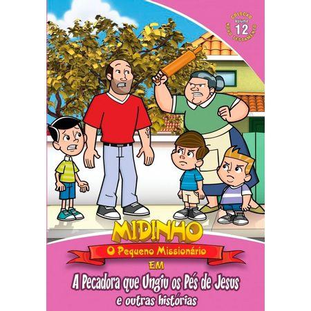 DVD-Midinho-NT-Vol.12