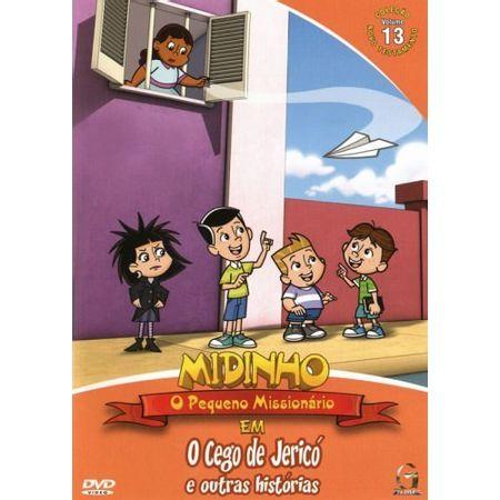 DVD-Midinho-NT-Vol.13