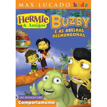 DVD-Hermie-e-Buzby