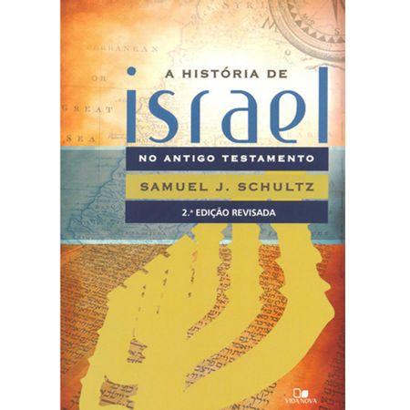 A-historia-de-Israel-no-Antigo-Testamento