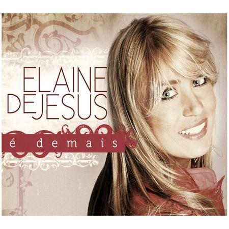 CD-Elaine-de-Jesus-E-demais