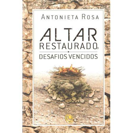 Altar-Restaurado