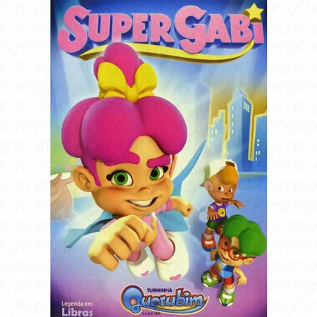 DVD-Super-Gabi-Turminha-do-Querubim