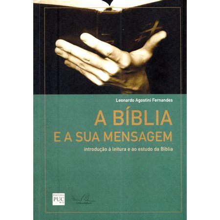 A-Biblia-e-a-sua-Mensagem