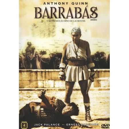 DVD-Barrabas