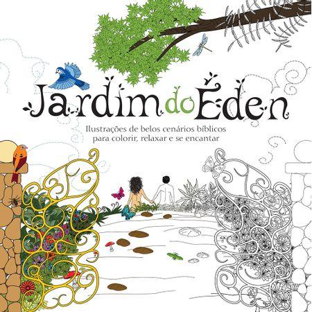 jardim-do-eden-livro-para-colorir